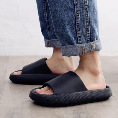 特大码男士拖鞋夏天厚底防滑网红踩屎感2021新款凉拖鞋男夏季外穿