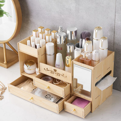 Drawer type cosmetic...