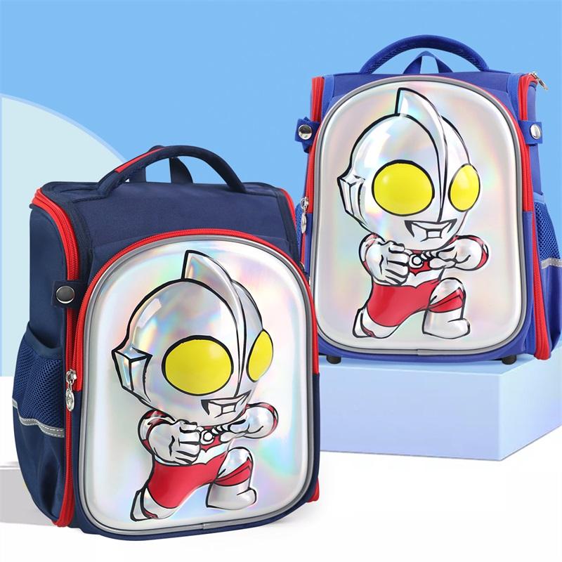 奥特曼书包男幼儿园小学生男孩一到三年级儿童背包小男童大班宝宝
