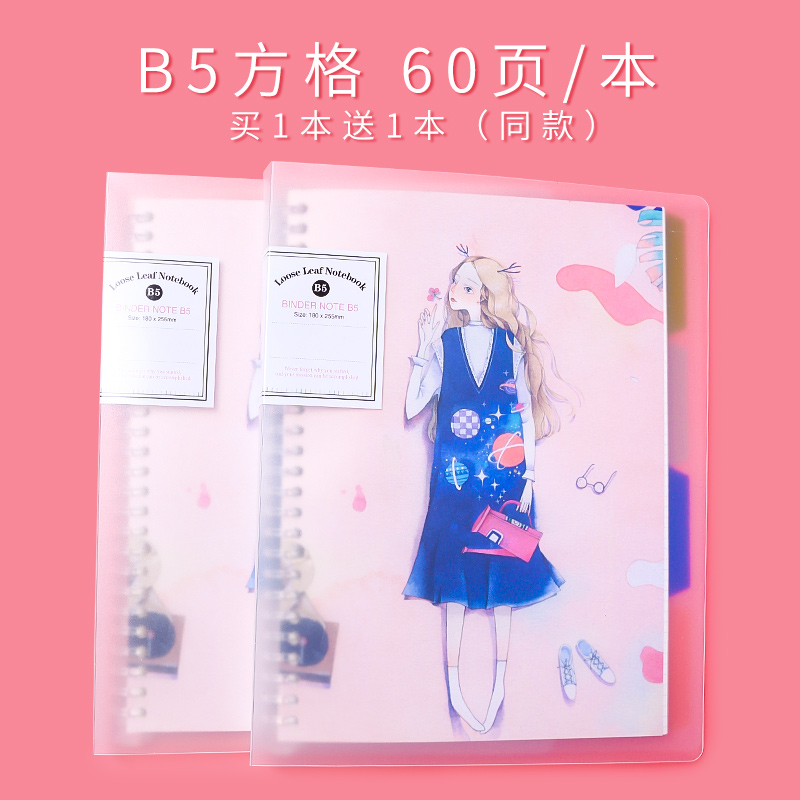 B5 SQUARE (EARLY SUMMER GIRL) TO SEND THE SAME PARAGRAPH 1