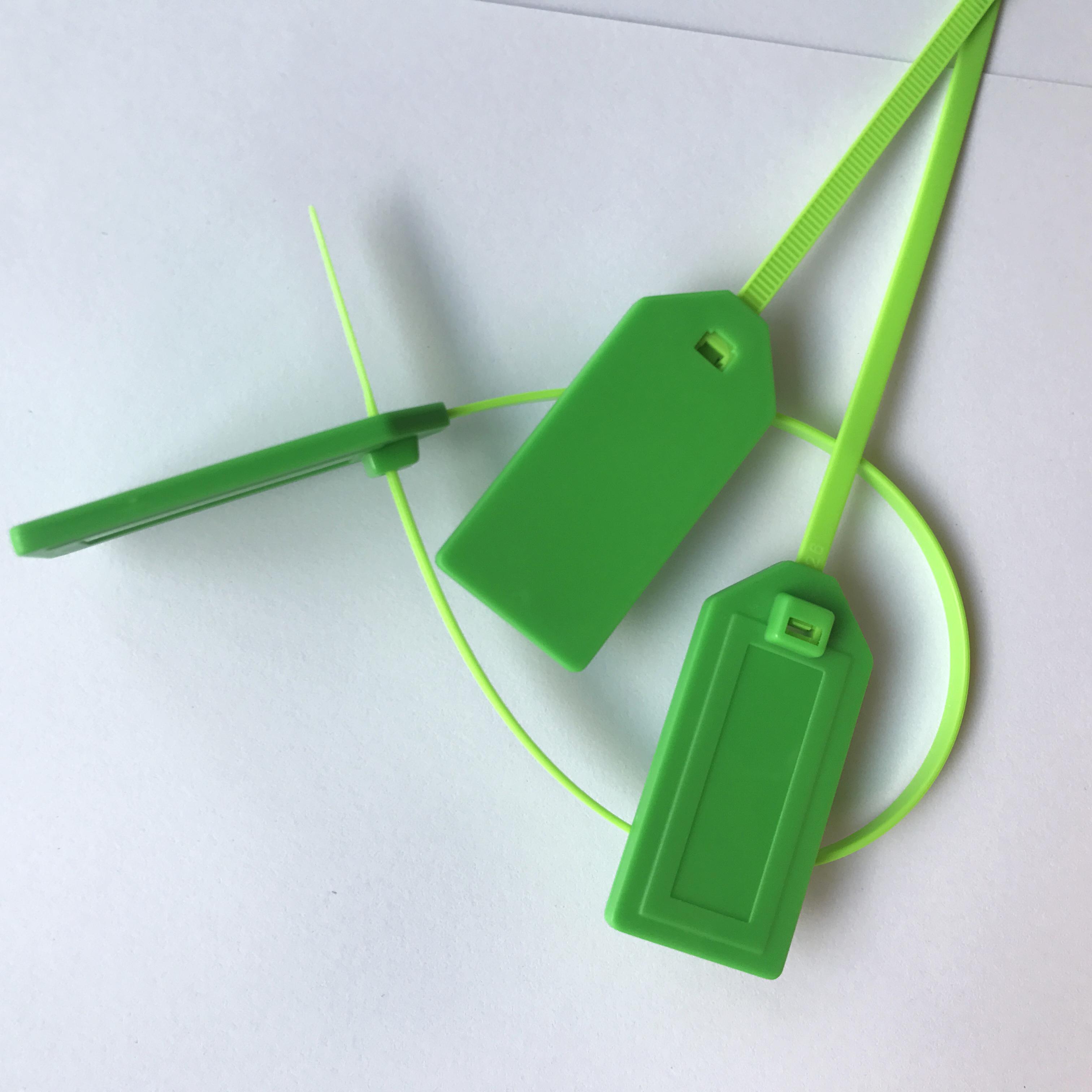 RFID超高频电子标签扎带900M标签UHF超高频扎带无源塑料封条标签