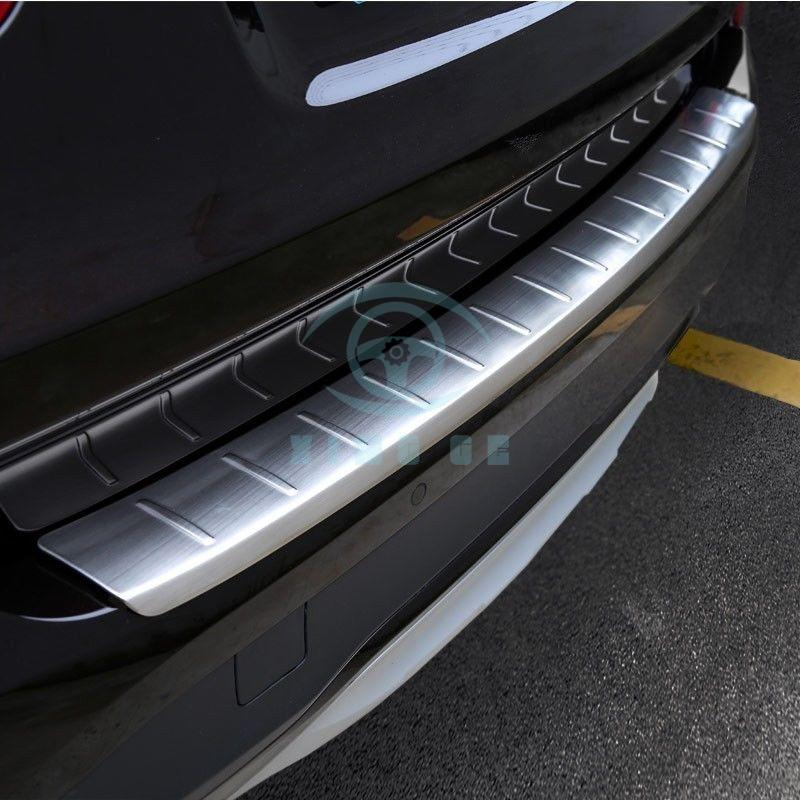 Fit BMW X3 F25 2011-2017 Stianless Steel Door Sill Plate Trim Moulding Bar Plate