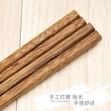 Длинные палочки для еды жареные домашние куриные крылышки деревянные горячие горшочки палочки для еды против ошпаривания лапша жареное масло полосатый Длинные палочки для еды палочки из цельного дерева