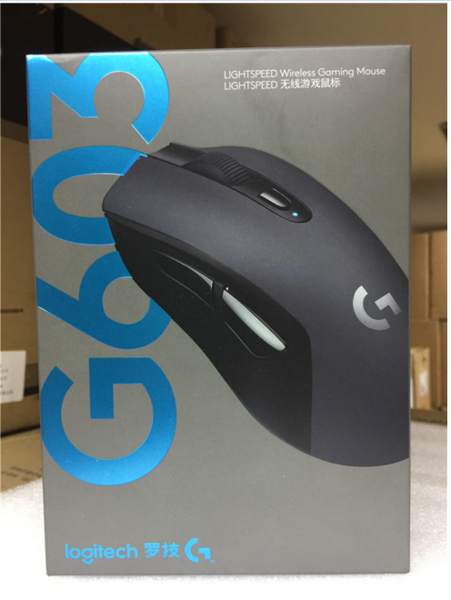 Spot boxed sealed country line Logitech G603 gaming mouse wireless  Bluetooth Dual-Mode connection