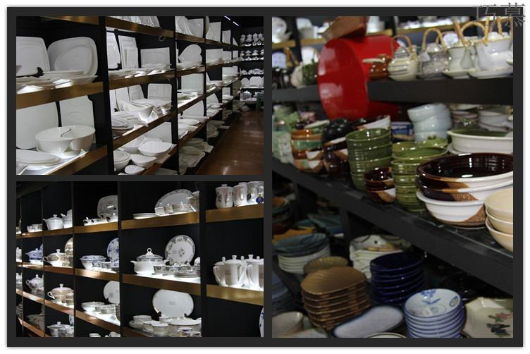 Qiao mu tangshan ipads China English classic coffee cup sets British fashion red cup tea cup full package