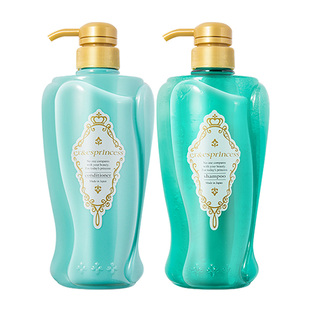 Princess magic fragrance no silicone Shampoo Conditioner Set