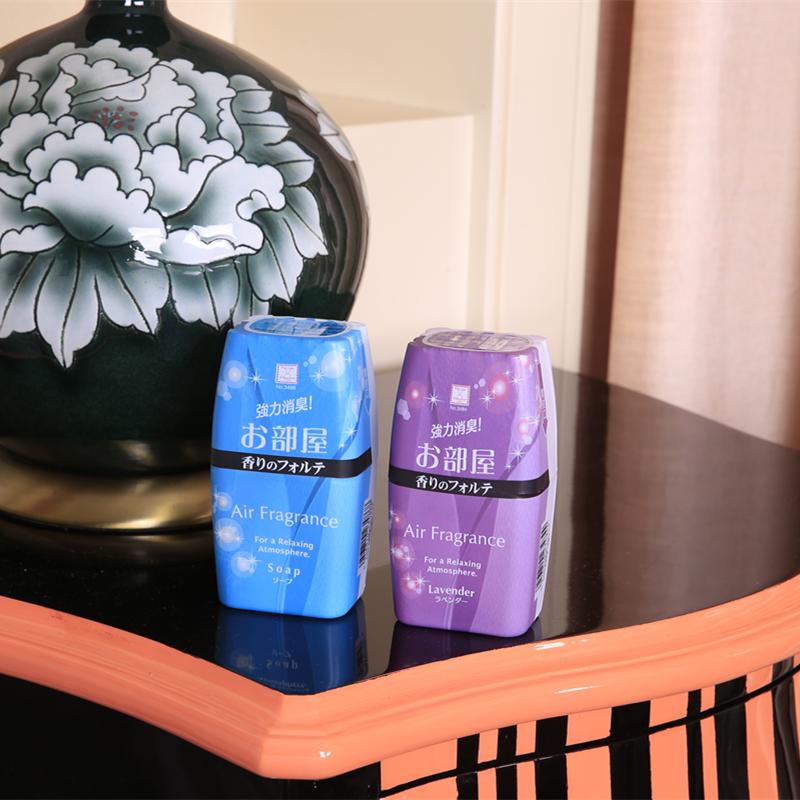 日本芳香剂室内厕所液体清新剂空气卫生间房间除臭剂车内去味剂