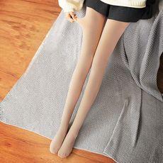 肉色打底裤肤色秋裤薄款外穿高腰显瘦加绒保暖裤袜光腿神器女秋冬