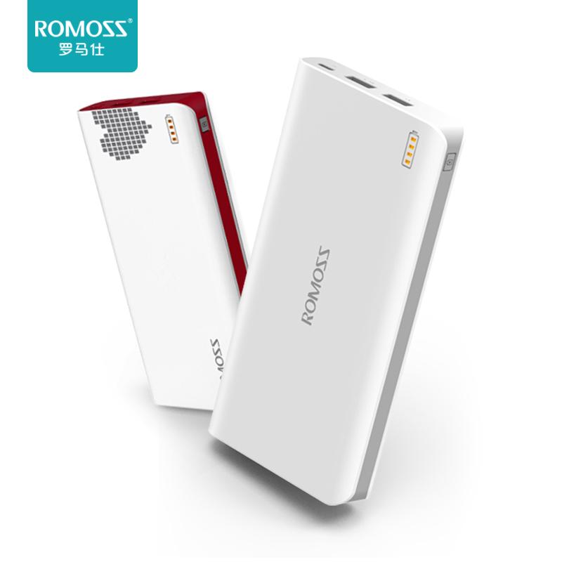 《【罗马仕】20000毫安大容量充电宝》