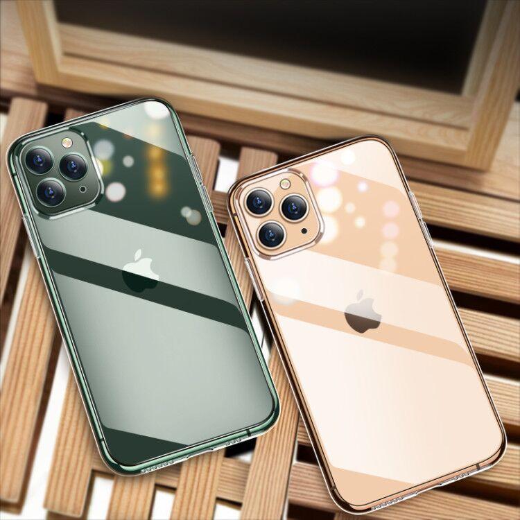 苹果全系列透明防摔手机壳