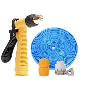 高压洗车水抢家用套装冲车神器多功能浇花水枪水管软管刷车工具
