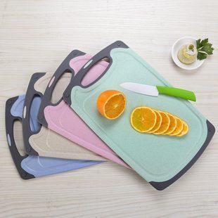 【双铃】新式宜家秸秆健康菜板超级爆款!