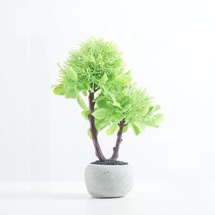 仿真植物假花装饰品摆件插花小盆栽