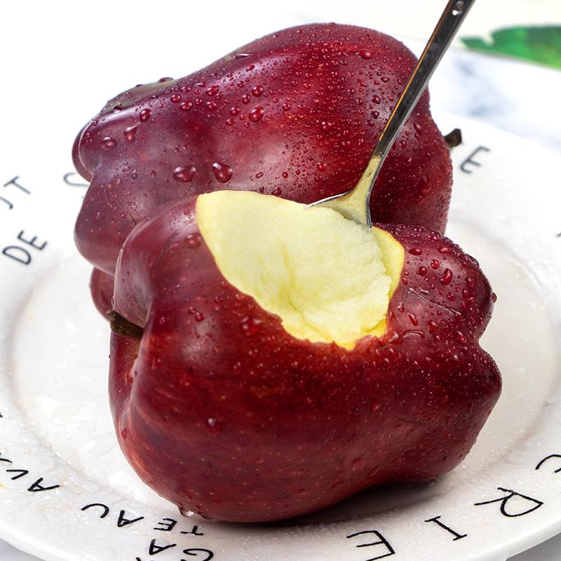 【现货直发】花牛苹果蛇果新鲜3斤
