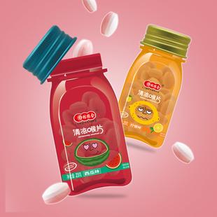 【新款登场】水果维C清凉喉片6瓶