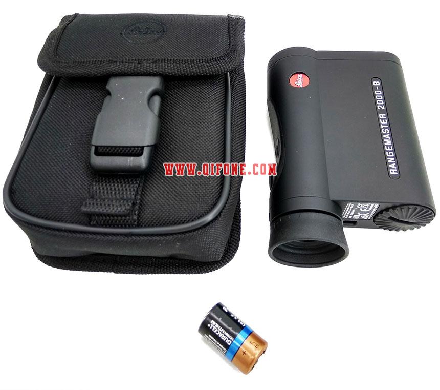 德国Leica徕卡手持激光测距仪Rangemaster CRF 2000-B