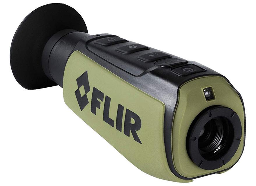 菲力尔 FLIR SCOUT II 240/320 户外热成像仪 热搜