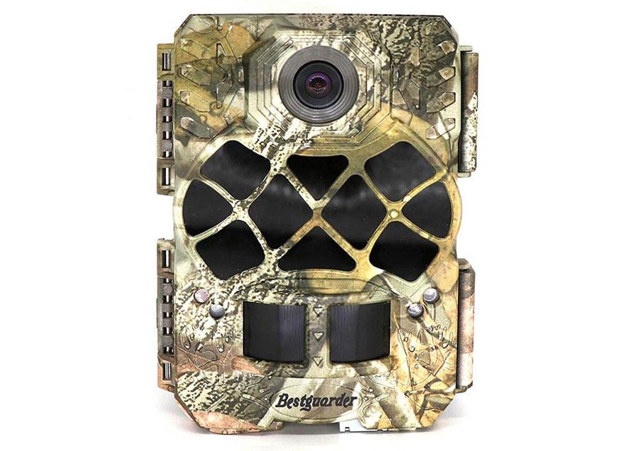 千里拍红外相机监测仪SG-999V高清动物调查仪