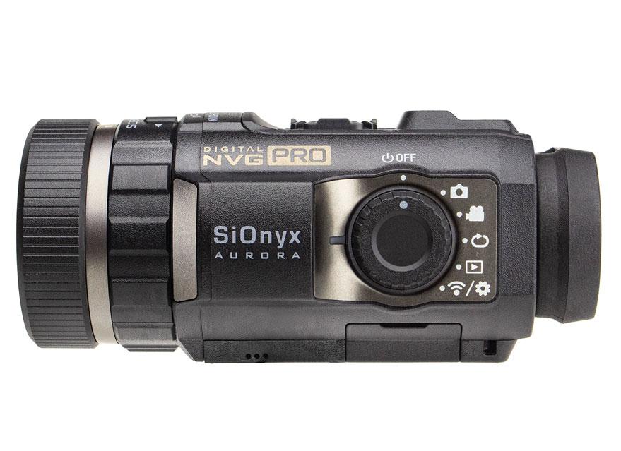 SiOnyx AURORA Pro专业版全彩色夜视仪 夜视摄像机