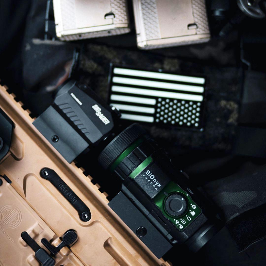 SiOnyx AURORA标准版全彩色夜视仪 微光夜视摄像机
