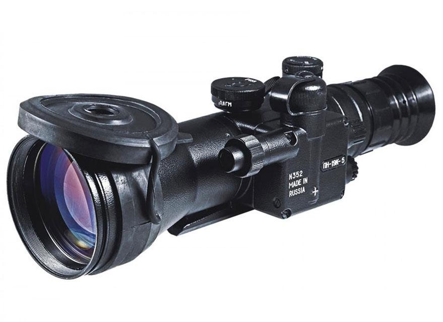 俄罗斯NPZ PN19K-5 二代增强型2代+三代夜视瞄准镜