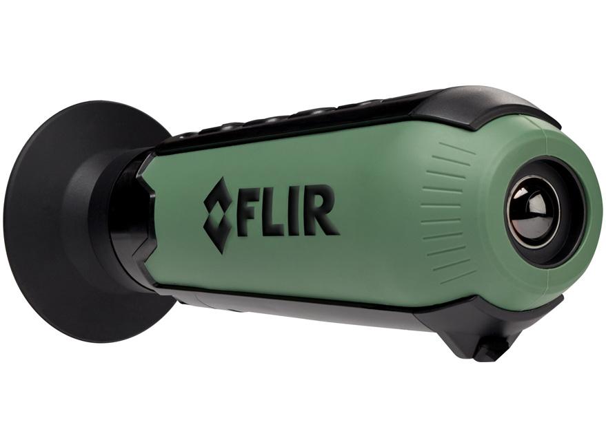 菲力尔 FLIR Scout TK 便携式手持热成像仪 热搜