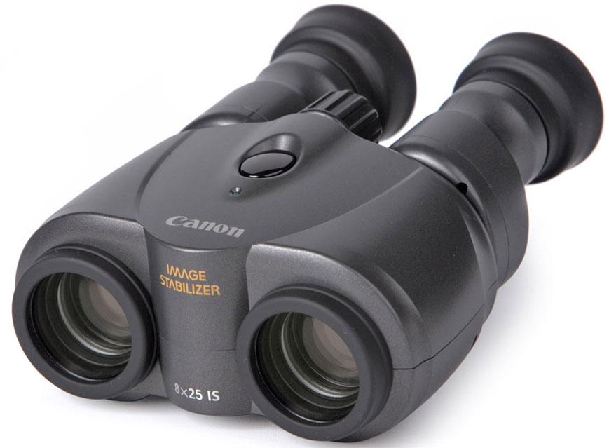 佳能电子稳像仪 防抖望远镜 8X25 IS