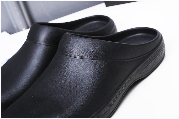 Experimental giày việc giày giày bảo vệ giày bảo hiểm Baotou giày dép phòng mổ phẫu thuật không trượt lao động 20.073
