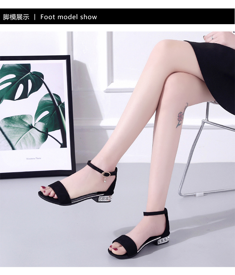 XCZJ Korean Style 2018 Summer Women Sandals Open Toe Flip Flops Women's Flat Sandle With low Women Shoes Gladiator student Shoes 10