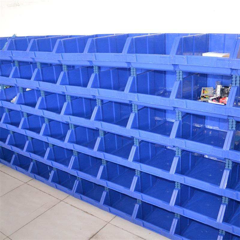 铭丰零件盒塑料盒子仓储货架组合式元件盒塑料箱螺丝盒零件收纳盒