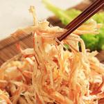 食尚青岛特产北洋100g鱿鱼丝系列