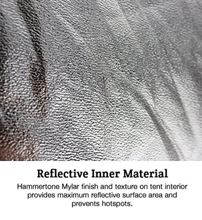 Plant grow tent fabric infrared blocking film DIY tent fabric heat insulation fabric reflective fabric Studio fabric  sc 1 st  YoYCart & grow tent fabric infrared blocking film DIY tent fabric heat ...