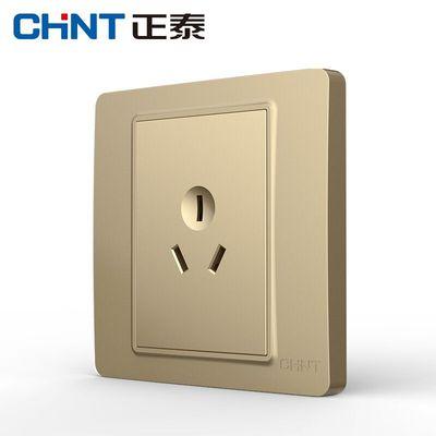 【正泰86型插座】16安三孔大功率插座