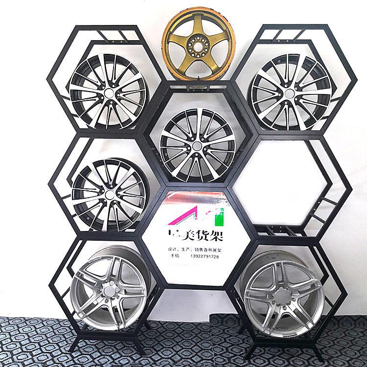 Usd 12 47 Car Wheel Hub Display Frame Metal Wheel Frame Steel Bell