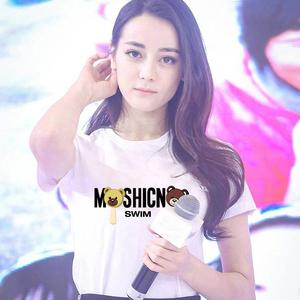 2020春装白色短袖t恤女韩版可爱打底衫百搭宽松内搭上衣男女通用