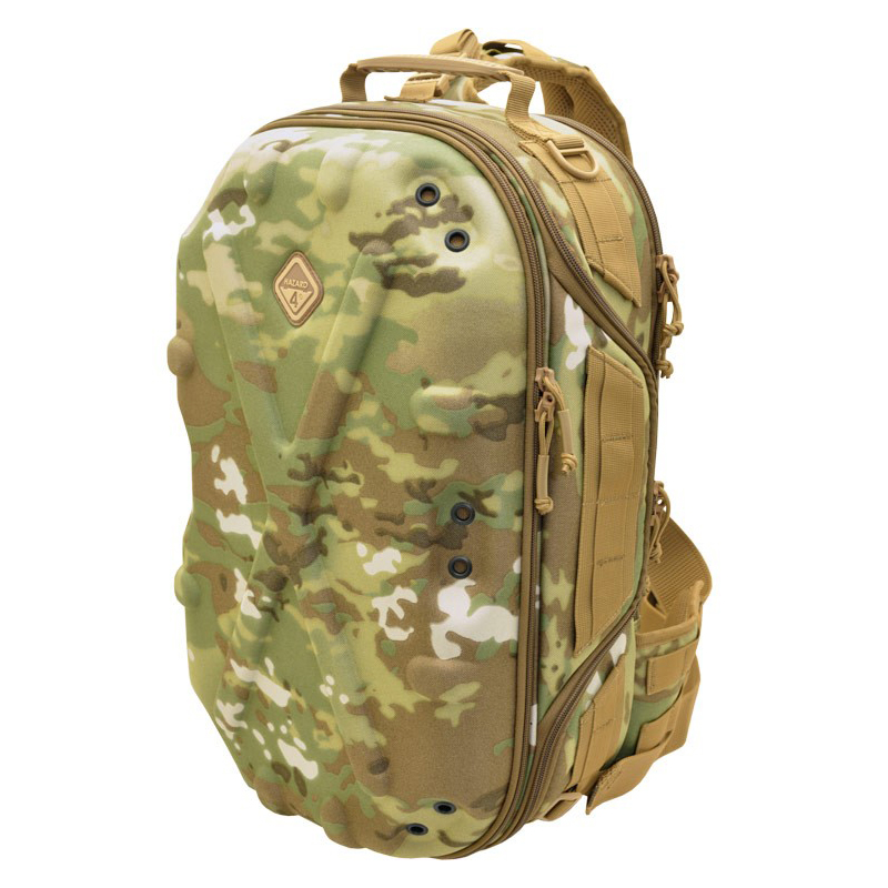 Hazard4 us crisis 4 new outdoor tactical hard shell camera multi-function luggage travel cycling shoulder bag