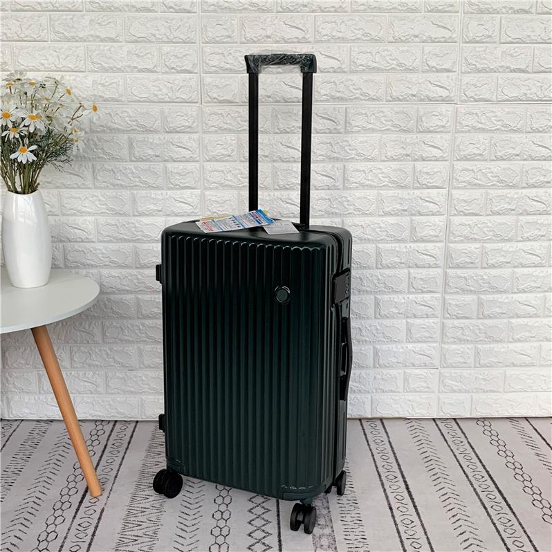 出口日本 MARRLVE高端拉杆箱超轻耐摔拉杆箱纯PC旅行李箱女登机箱
