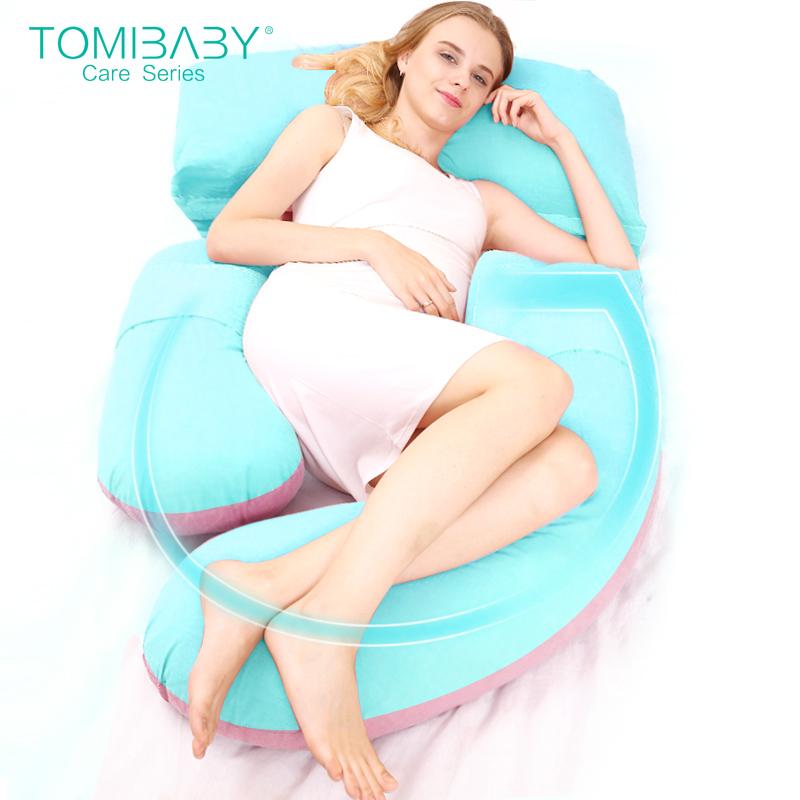 孕妇枕头护腰侧睡枕抱枕睡觉侧卧枕孕u型托腹靠枕孕期用品神器