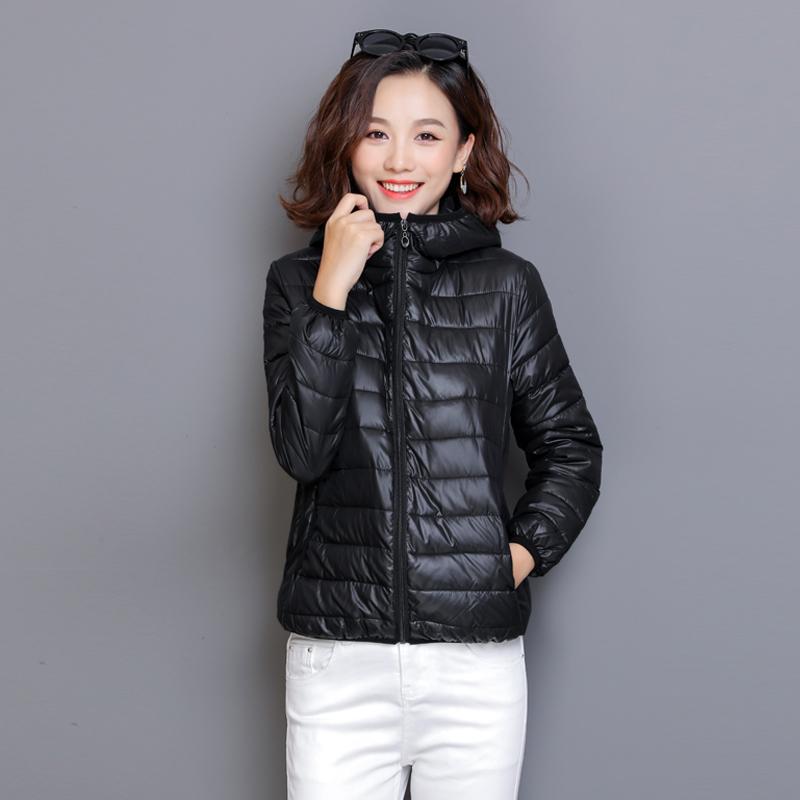 学生外套2020年新款冬季轻薄棉服羽绒韩版宽松短款棉衣小棉袄女士