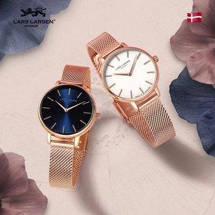 【丹麦进口】拉尔森正品女士手表