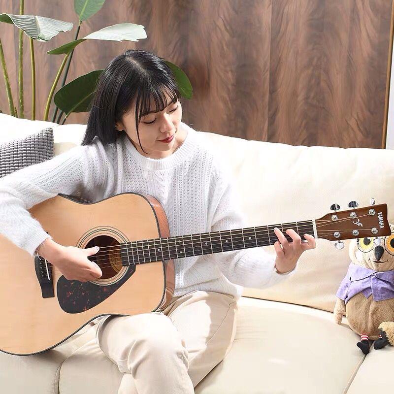 评测|雅马哈F310吉他,初学者入门