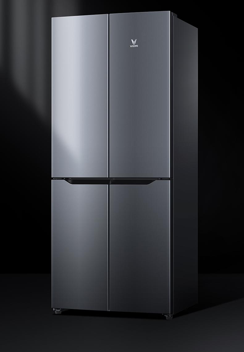 测评VIOMI云米 BCD-398WMSD十字对开四门电冰箱怎么样呢?云米BCD-398WMSD质量如何,质量如何