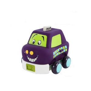 比乐B.Toys回力车玩具宝宝惯性小汽车耐摔儿童卡通小车玩具车套装