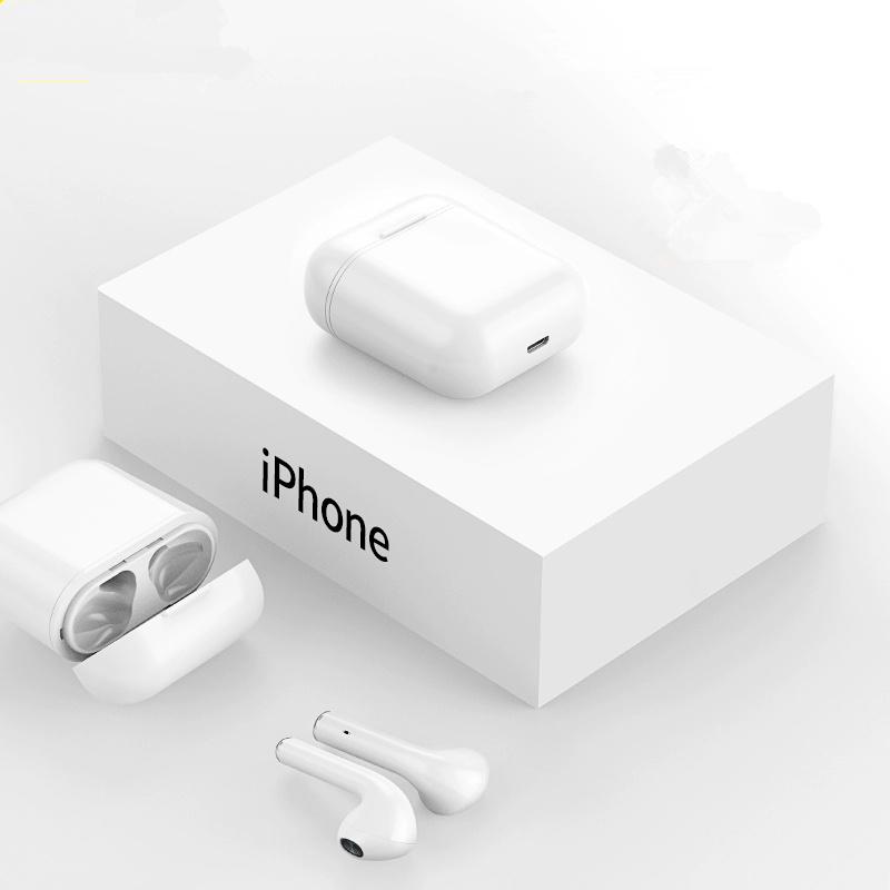 无线蓝牙耳机iPhone双耳运动跑步安卓通用适用苹果小米华为3代2