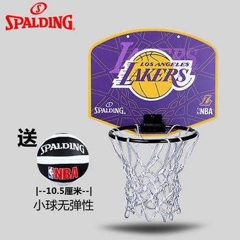 Баскетбольные корзины, щиты,  Сполдинг nba мини спинодержатель ребенок комнатный домой развлечения корзина вешать стена баскетбол портативный может замочить, цена 1011 руб