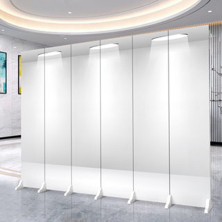 Custom screen mobile office partitions image of the wall blocking the door fold decorative folding screen minimalist modern company
