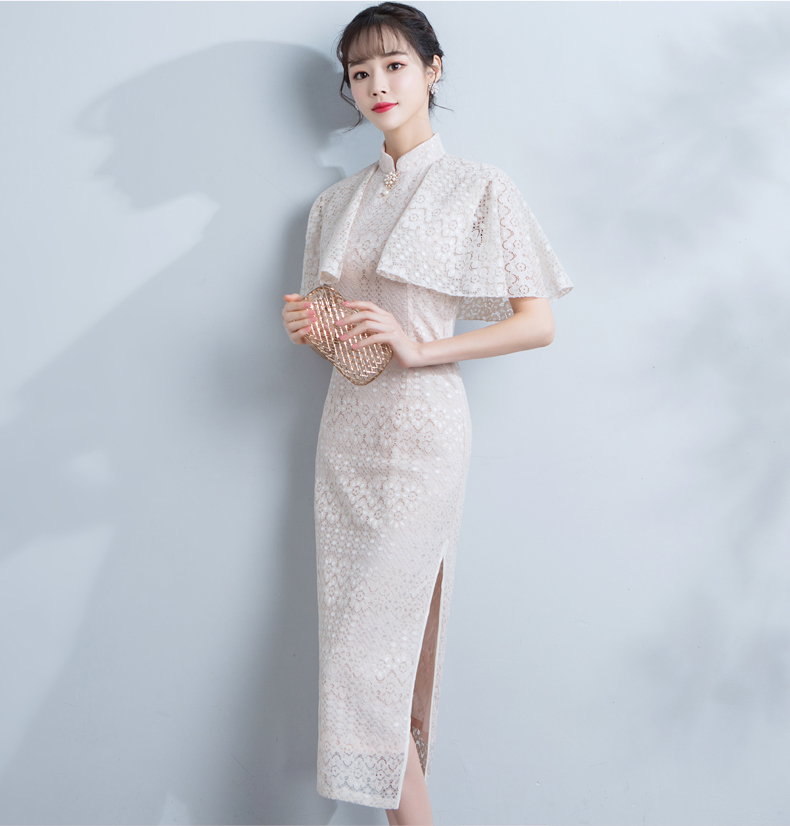 2018新款改良版少女旗袍裙 - 花雕美图苑 - 花雕美图苑
