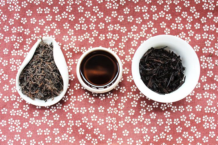 严选·106【陈香六堡茶】
