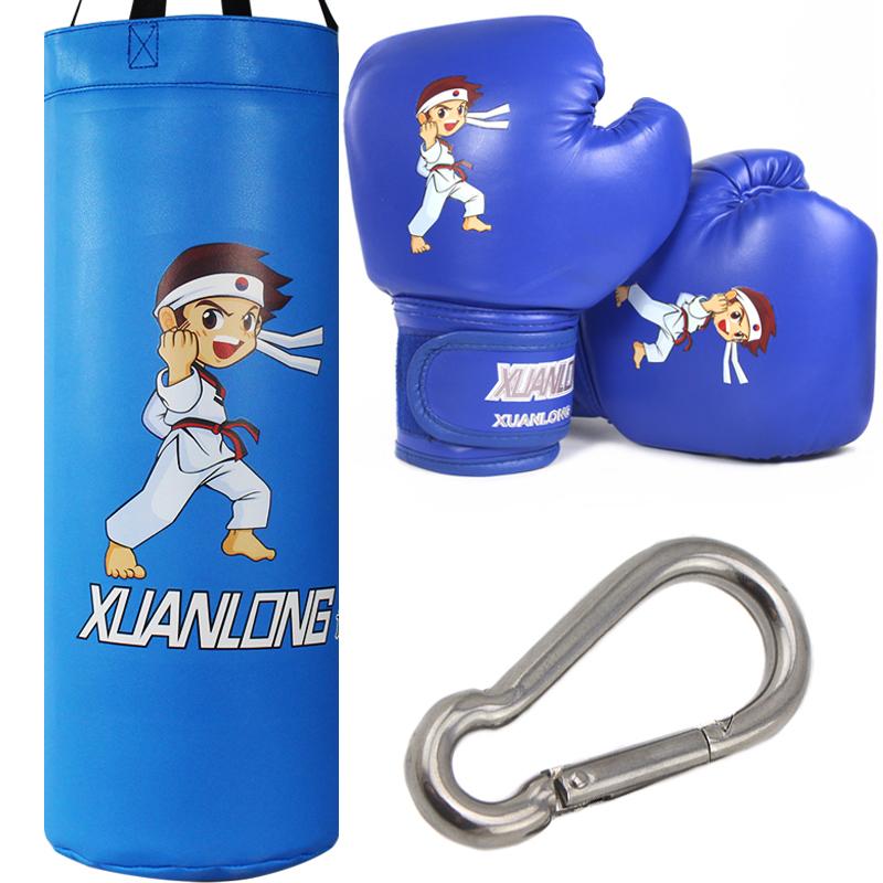 Обучение 3-5-7-10-12 лет ребенок ребенок боксерские перчатки младенец мальчик сетка борьба молодой бокс ребенок