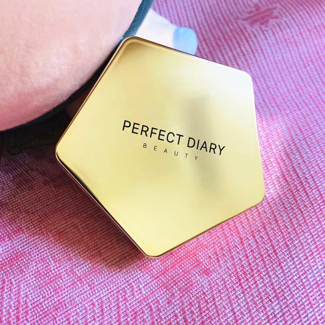 完美日记光修容盘,让妆容更出彩